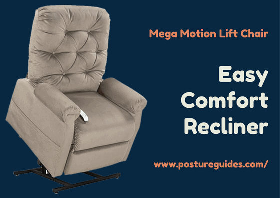 Relieve Stress Mega Motion Lift Chair
